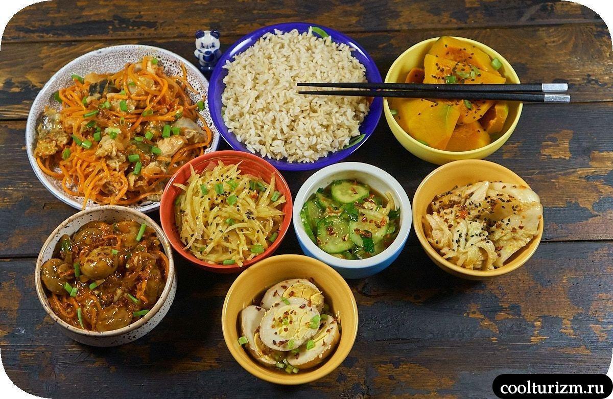 Хе из скумбрии по-корейски рецепт пошагово