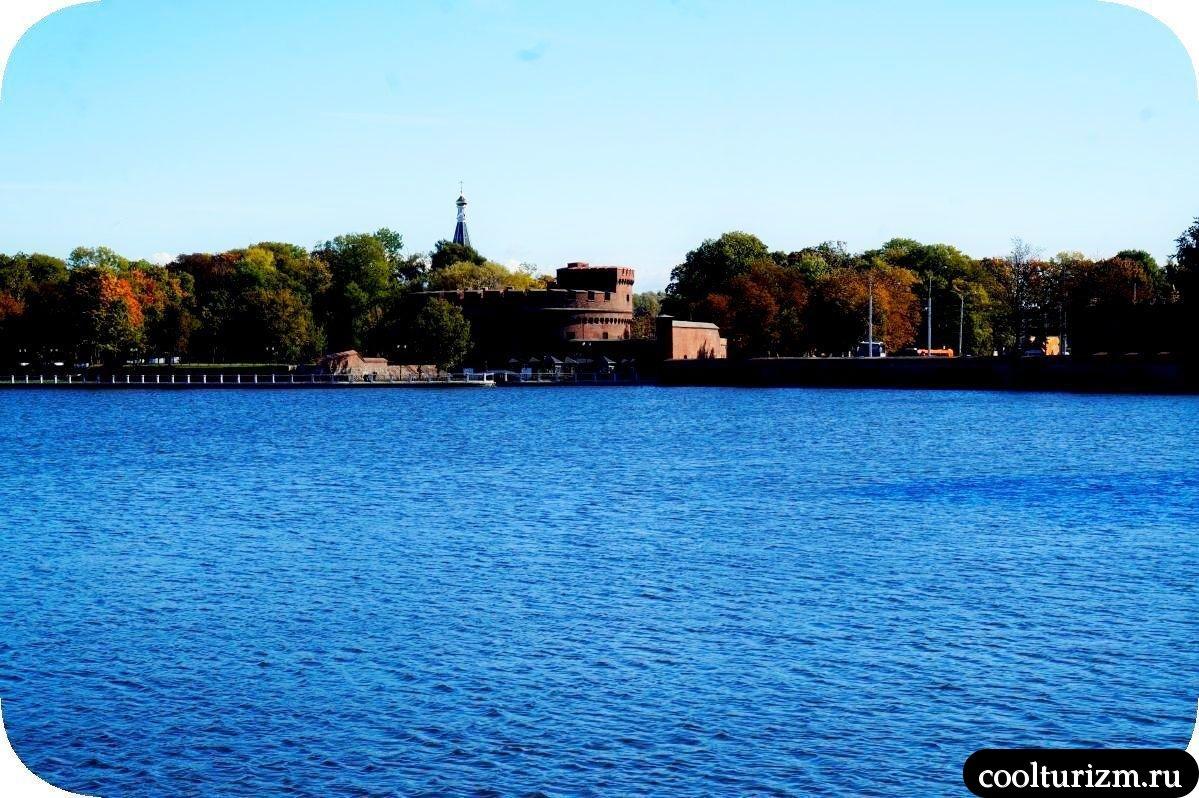 башня Врангеля в Калининграде