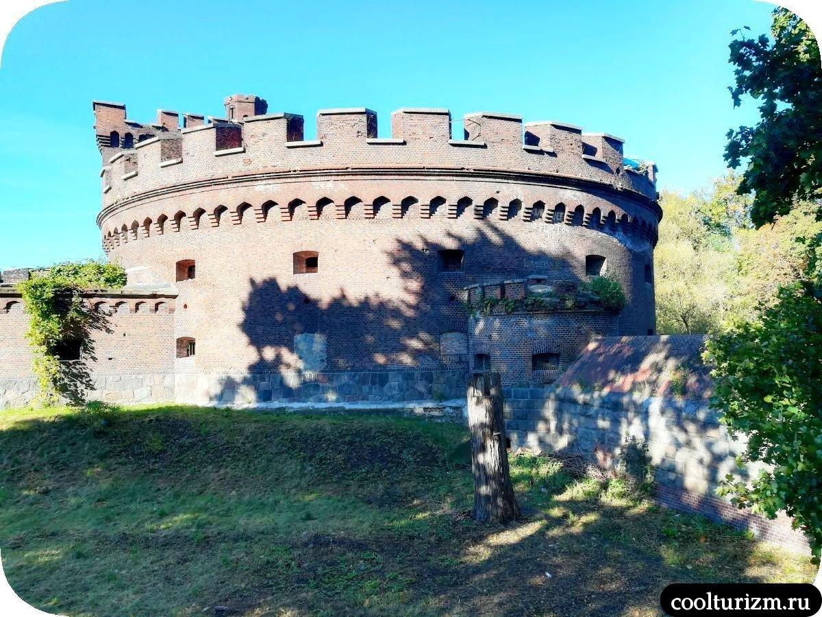 башня Врангеля Калининград
